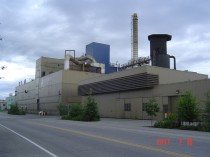 Valuation of Co-generation Power Plant, Municipal Steam System